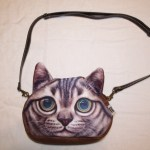 Carl the Cat Cross Bag