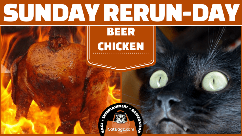 Sunday Rerun-day: Beer Chicken