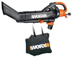 CatBagz.com Presents - Twelve Days of Catmas - Day Eight - This leaf blower can also vacuum up the golf ball and the garden hose.