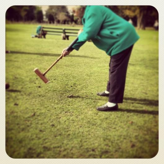 The Portland Croquet Club - Joy
