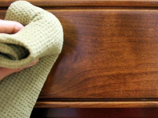 memahami penggunaan cat kayu