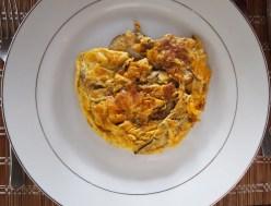 Omelet a al Bishangari