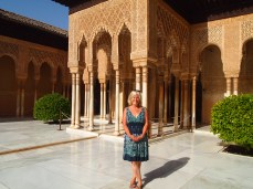 me at the Alhambra