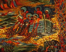 the disciples as fishers of men