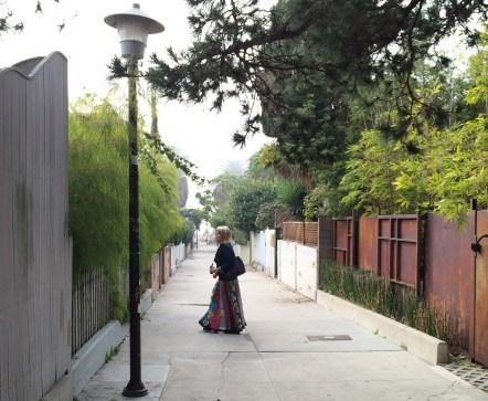 me on a Venice walk-street