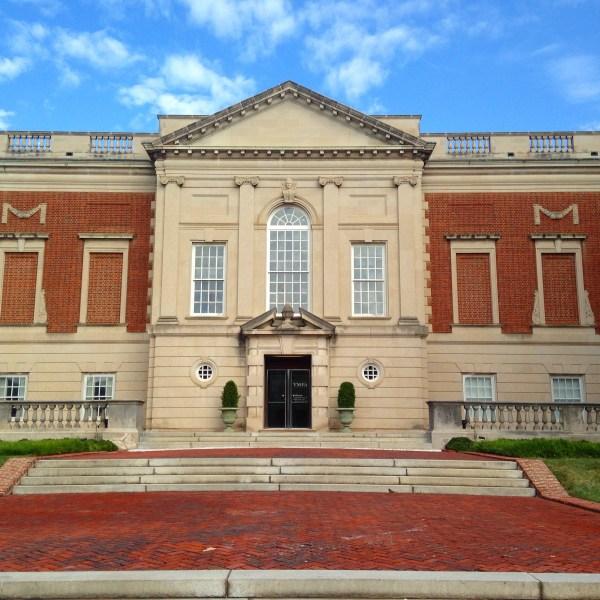 Virginia Museum Of Fine Arts Nomad Interrupted