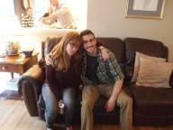Sarah and Alex