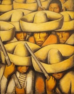 Zapatistas (1932) - Alfredo Ramos Martinez