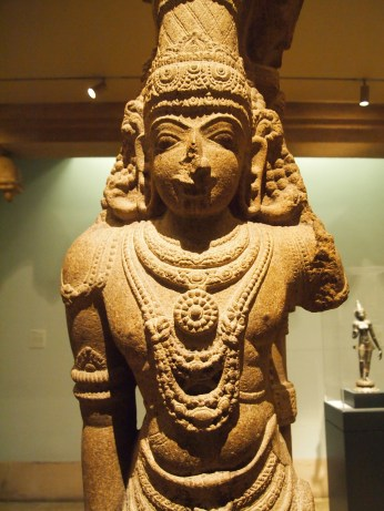 figure in the Madana Gopala Swamy temple complex