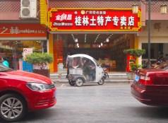 futuristic three-wheeler