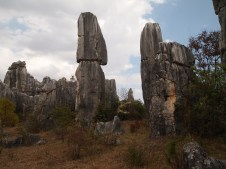 strange landforms