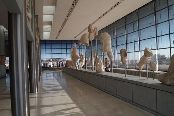 Acropolis Museum Greek Wanderings