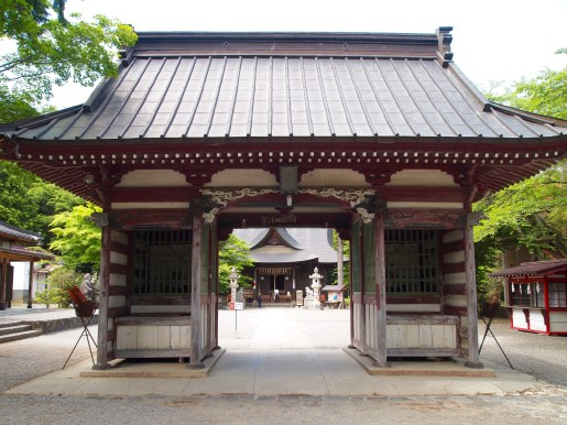Fuji Omuro Sengen-jinja Shrine