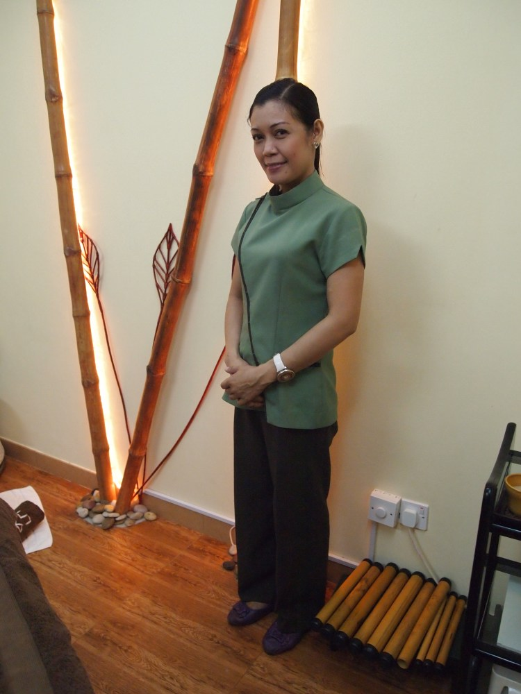 a morning of pampering at bamboo spa & a full day in muscat :-) (4/6)