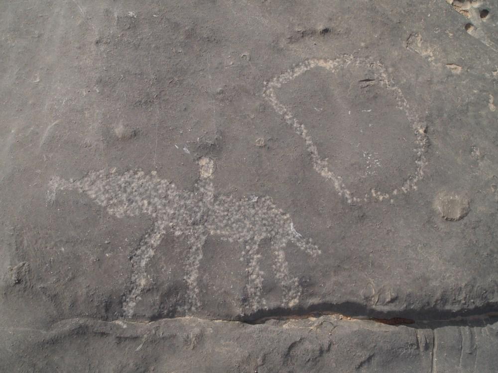 the road to jebel harim: petroglyphs, mountain views & graveyards (5/6)