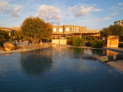 the fabulous Sahab Hotel on Jebel Akhdar