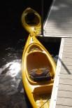 Kayaks at Deep Creek Lake, MD