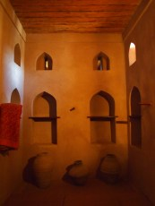 inside Al Rawdah Fort