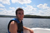 Alex at Deep Creek Lake in Maryland