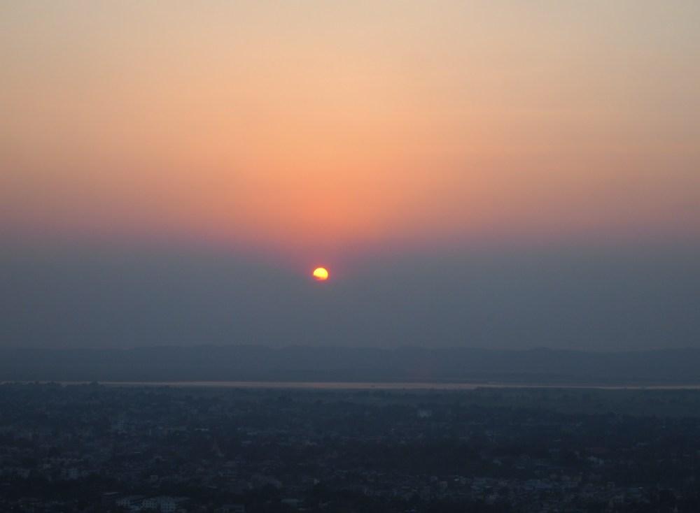 sunset on mandalay hill (1/6)