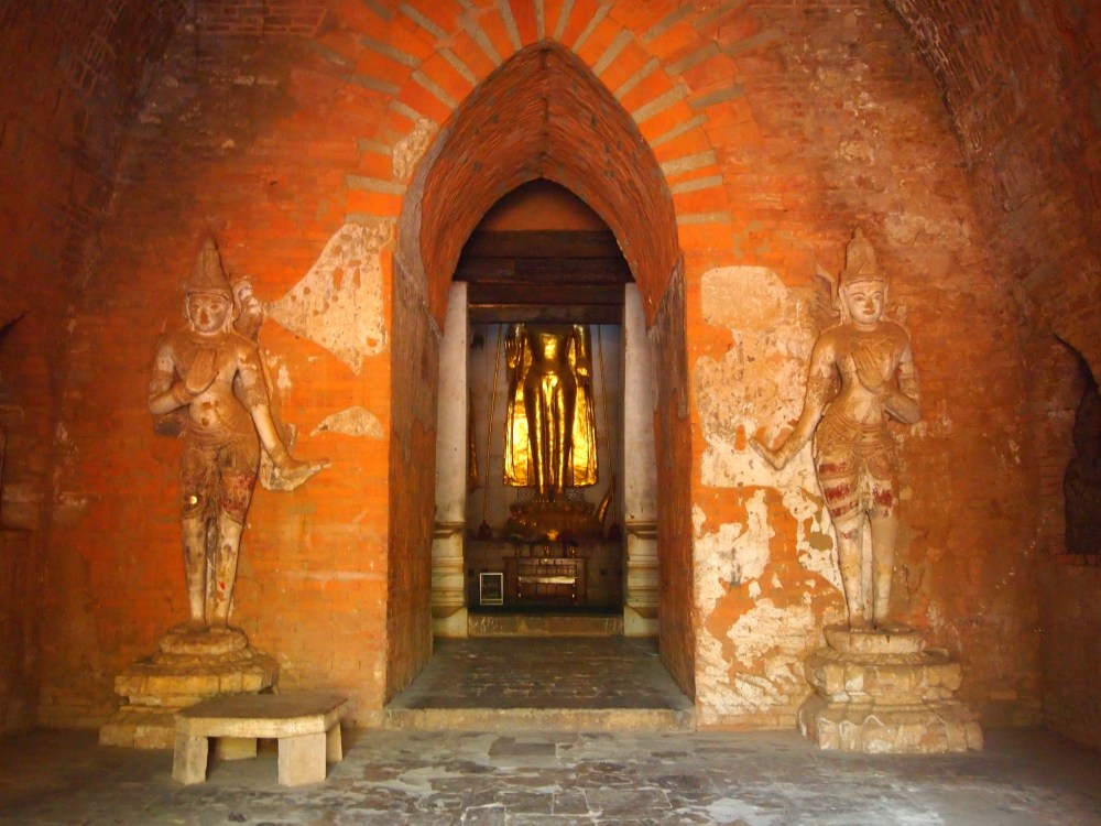 exploring bagan by car: the myinkaba area {part 1 of 4} (6/6)
