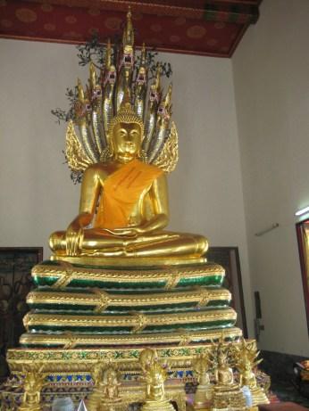 Buddha in Bangkok, Thailand