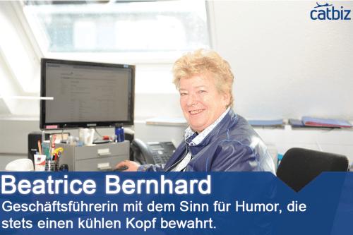 Beatrice Bernhard