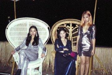 Yellow Fang: a 3-piece band from Bangkok