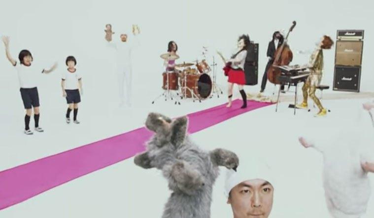 Midori are a 4-piece jazz-punk-fusion band from Osaka