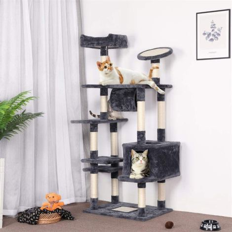 yaheetech cat tree review