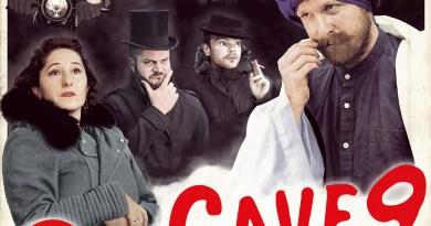CatCave9: New season, new poster!