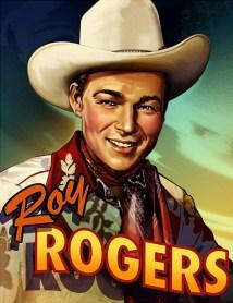 Roy Rogers artwork