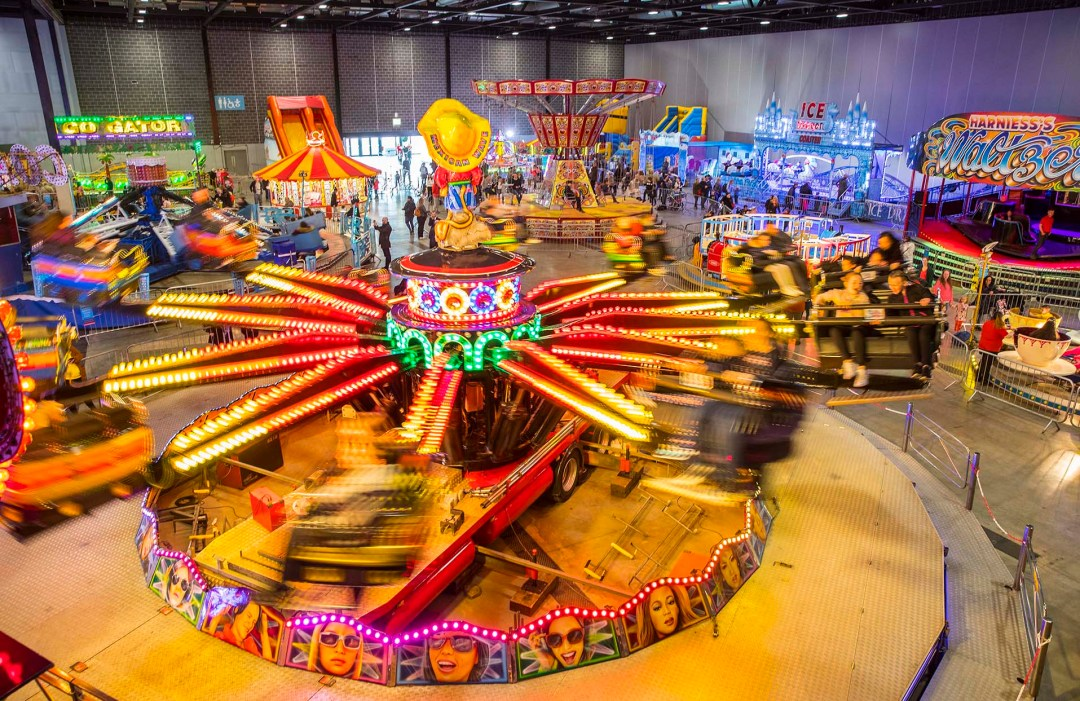 Liverpool Indoor Funfair