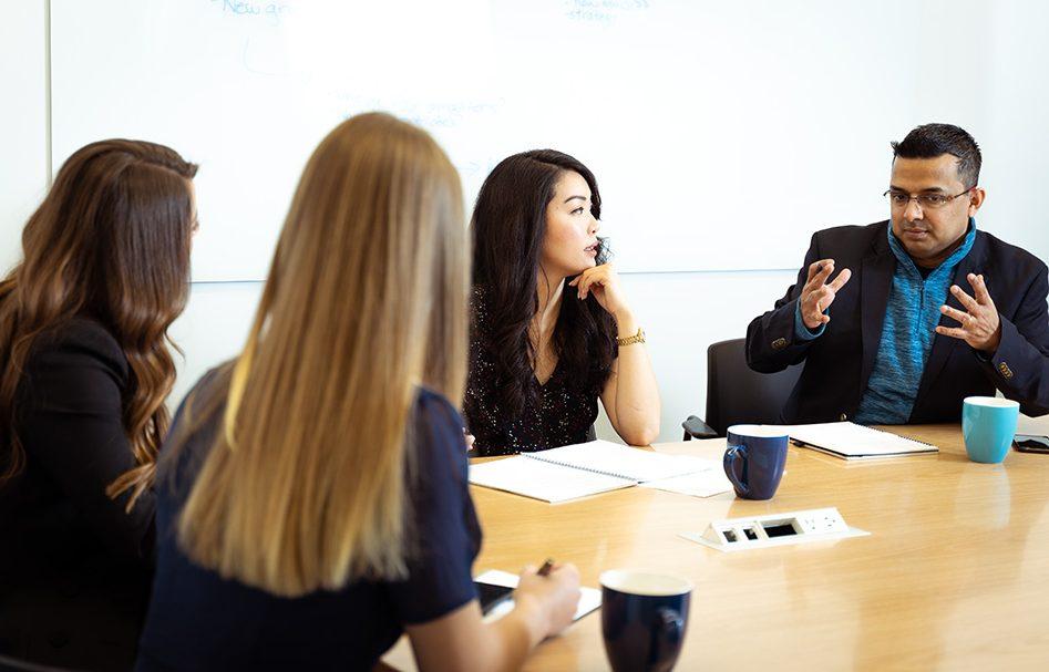 Catch Communications listen-first approach