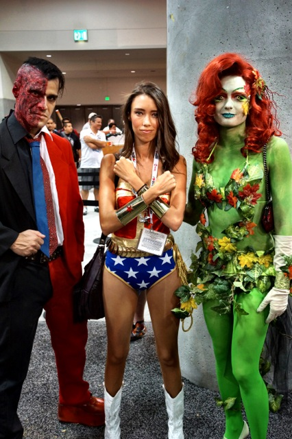 Some of that Justice League