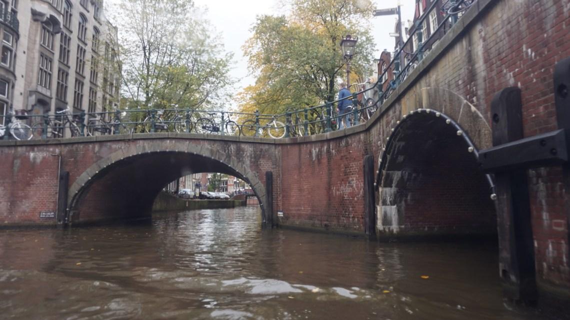 Amsertdam Canal Tour