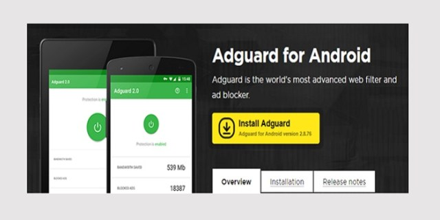 adguard android app