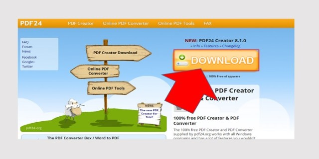 pdf file creator download