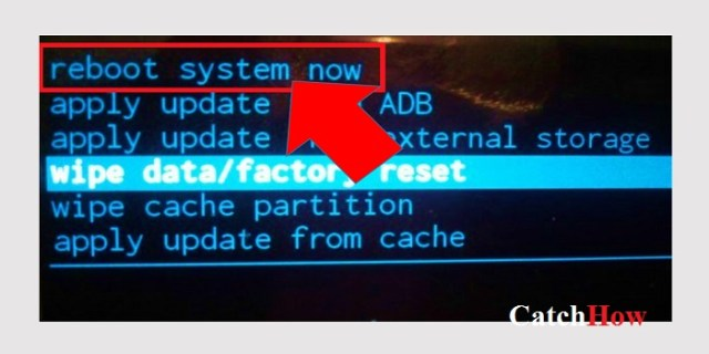 system reboot now