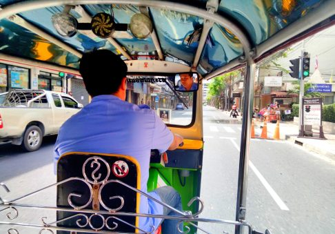 Travel Bangkok Thailand | catchingcarla.com