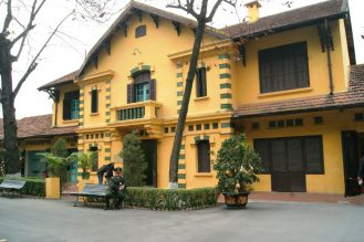 Ho Chi Minh Stilt House - Tour, Things To Do and Travel Guide to Hanoi, Vietnam| Catching Carla
