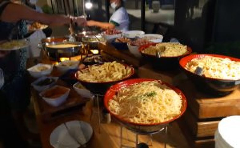Josiah's Catering now in Summit Ridge Tagaytay | catchingcarla.com