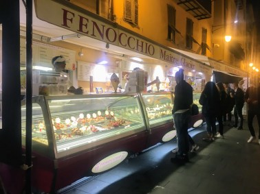 Fenocchio Ice Cream and Crepes