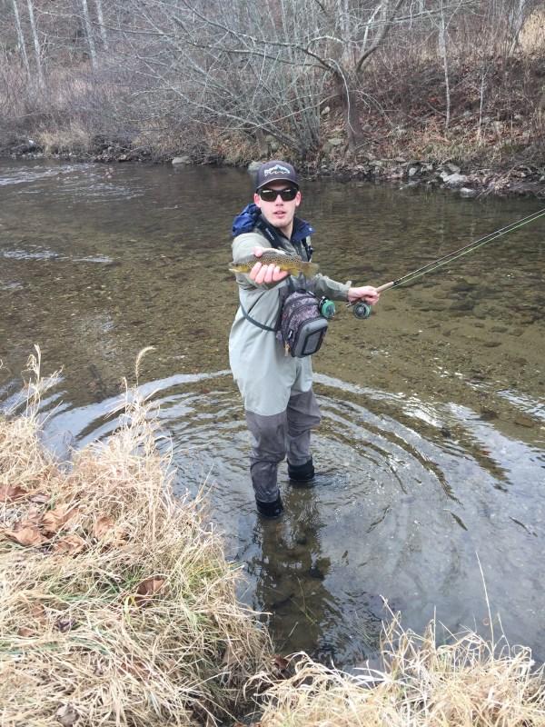 Fishing Helton Creek NC FishFliezcom