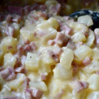 One Pot Meal #58: Crockpot Ham and Potatoes