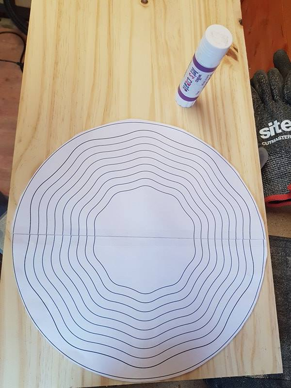Scroll Saw Basket Bowl Pattern - Tutorial and tips