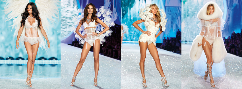 Victoria's Secret 2013 Fashion Show – Part 2 The Runway