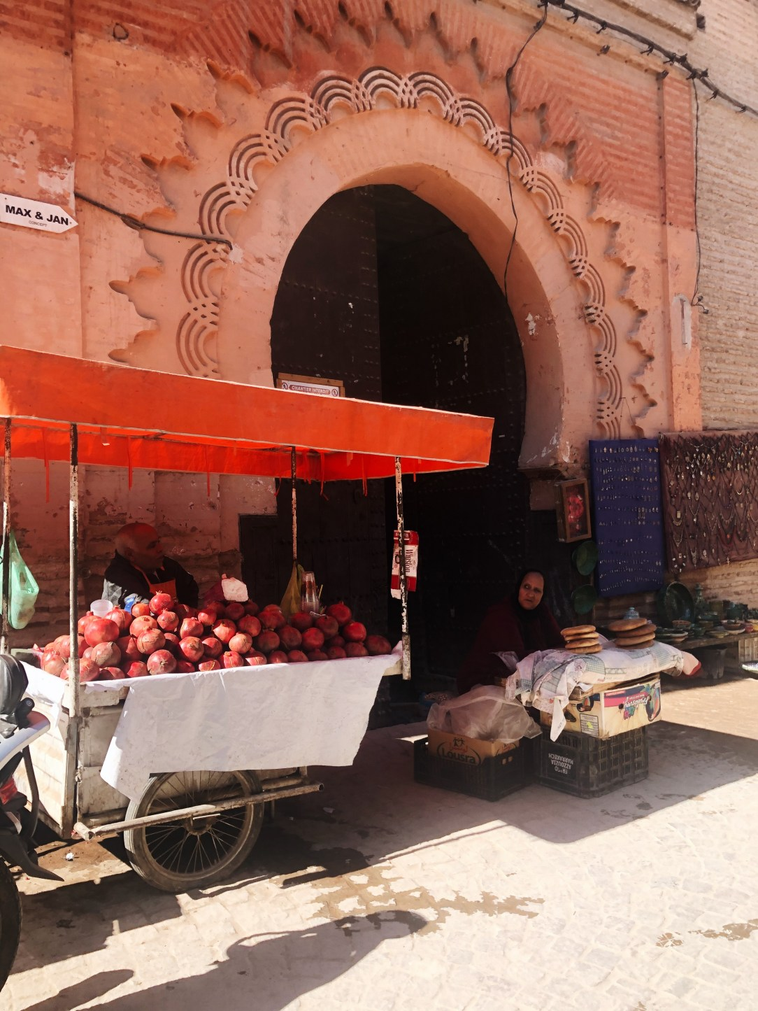 pomegranate season.JPG