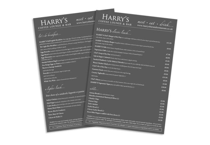 Harry's Coffee Lounge & Bar