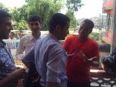 WordPress Pokhara 2016 August Meetup